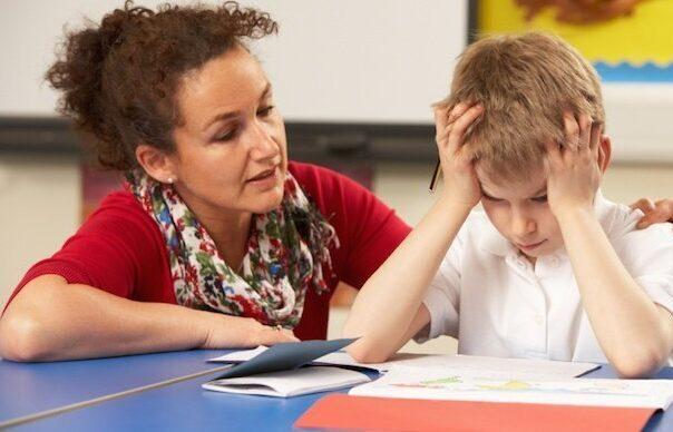 کاردرمانی اختلالات یادگیری
